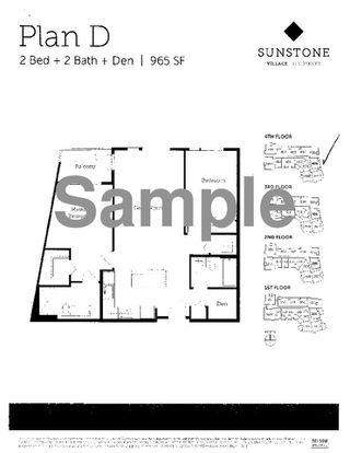 "Photo 5: 406 8360 DELSOM Crescent in Delta: Nordel Condo for sale in ""SUNSTONE VILLAGE"" (N. Delta)  : MLS®# R2265788"