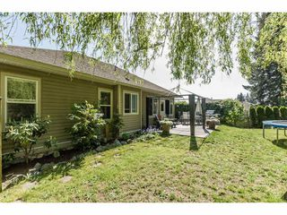 """Photo 20: 34563 STONELEIGH Avenue in Abbotsford: Abbotsford East House for sale in """"~The Quarry~"""" : MLS®# R2265795"""