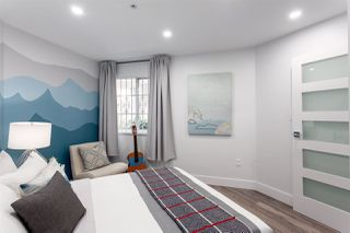 """Photo 10: 110 889 W 7TH Avenue in Vancouver: Fairview VW Townhouse for sale in """"PARKVIEW TERRACE"""" (Vancouver West)  : MLS®# R2268820"""