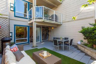"""Photo 17: 110 889 W 7TH Avenue in Vancouver: Fairview VW Townhouse for sale in """"PARKVIEW TERRACE"""" (Vancouver West)  : MLS®# R2268820"""