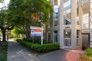 "Photo 18: 110 889 W 7TH Avenue in Vancouver: Fairview VW Townhouse for sale in ""PARKVIEW TERRACE"" (Vancouver West)  : MLS®# R2268820"
