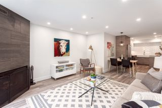 """Photo 3: 110 889 W 7TH Avenue in Vancouver: Fairview VW Townhouse for sale in """"PARKVIEW TERRACE"""" (Vancouver West)  : MLS®# R2268820"""