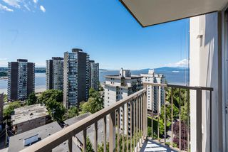 "Photo 3: 1508 1251 CARDERO Street in Vancouver: West End VW Condo for sale in ""SURFCREST"" (Vancouver West)  : MLS®# R2274276"