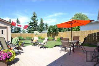 Photo 17: 11 Twain Drive in Winnipeg: Westwood Residential for sale (5G)  : MLS®# 1820610