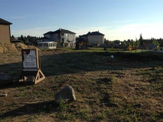 Main Photo: 263 Via Tuscano: Rural Sturgeon County Rural Land/Vacant Lot for sale : MLS®# E4123102