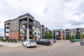 Main Photo: 407 1144 ADAMSON Drive in Edmonton: Zone 55 Condo for sale : MLS®# E4127948