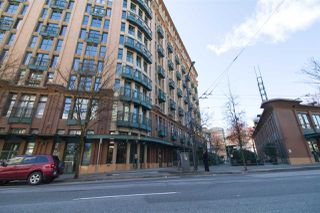 "Photo 1: 209 22 E CORDOVA Street in Vancouver: Downtown VE Condo for sale in ""VAN HORNE"" (Vancouver East)  : MLS®# R2307034"