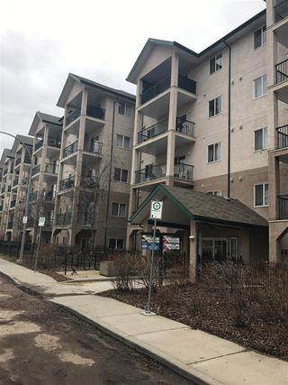 Main Photo: 308 11325 83 Street in Edmonton: Zone 05 Condo for sale : MLS®# E4136249