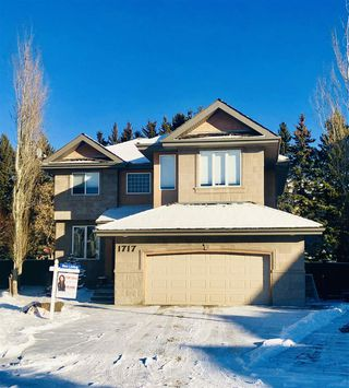 Main Photo: 1717 HECTOR Place in Edmonton: Zone 14 House for sale : MLS®# E4136454