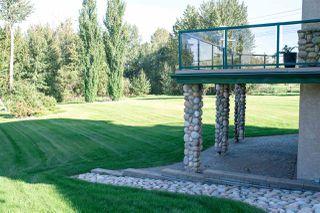 Photo 28: 15 BRIARWOOD Way: Stony Plain House for sale : MLS®# E4140737