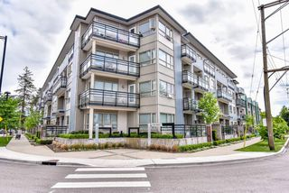 """Main Photo: 209 13228 OLD YALE Road in Surrey: Whalley Condo for sale in """"CONNECT"""" (North Surrey)  : MLS®# R2347369"""