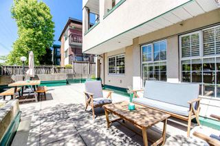 Photo 15: 101 2091 VINE Street in Vancouver: Kitsilano Condo for sale (Vancouver West)  : MLS®# R2353994