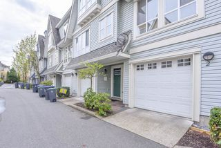 """Main Photo: 2 16388 85 Avenue in Surrey: Fleetwood Tynehead Townhouse for sale in """"Camelot Village"""" : MLS®# R2361132"""