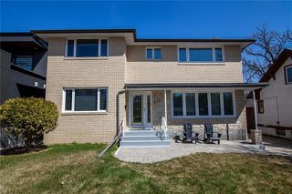Photo 1: 171 Woodhaven Boulevard in Winnipeg: Woodhaven Residential for sale (5F)  : MLS®# 1911260