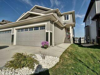Main Photo: 952 Morris Way: Leduc House Half Duplex for sale : MLS®# E4156970