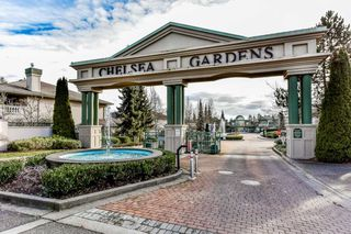 "Photo 1: 321 13888 70 Avenue in Surrey: East Newton Townhouse for sale in ""CHELSEA GARDENS"" : MLS®# R2375121"