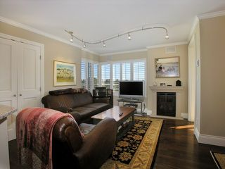 Photo 6: 6 2128 W. 43rd Ave in Connaught Place: Kerrisdale Home for sale ()  : MLS®# v850649