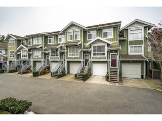 "Photo 1: 34 15168 36 Avenue in Surrey: Morgan Creek Townhouse for sale in ""SOLAY"" (South Surrey White Rock)  : MLS®# R2385408"