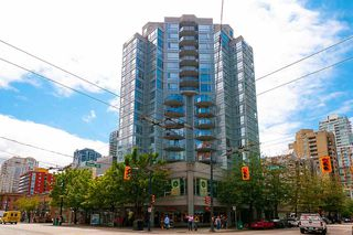 Photo 1: 909 1212 HOWE STREET in Vancouver: Downtown VW Condo for sale (Vancouver West)  : MLS®# R2387043