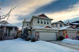 Main Photo: 12453 CRESTMONT Boulevard SW in Calgary: Crestmont House for sale : MLS®# C4271430