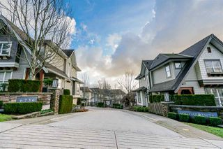 "Photo 1: 16 6736 SOUTHPOINT Drive in Burnaby: South Slope Townhouse for sale in ""SOUTHPOINT"" (Burnaby South)  : MLS®# R2433523"