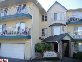 Photo 1: 205 2567 Victoria Street in : Abbotsford West Condo  (Abbotsford)  : MLS®# R2380429