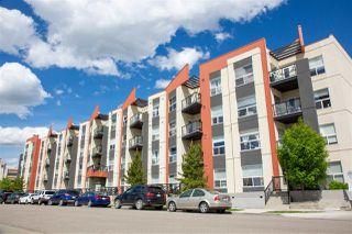 Photo 1: 220 10523 123 Street in Edmonton: Zone 07 Condo for sale : MLS®# E4201340