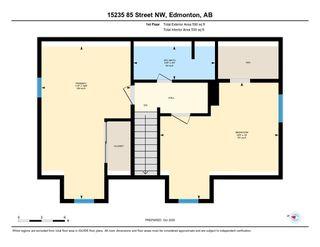 Photo 38: 15235 85 Street in Edmonton: Zone 02 House for sale : MLS®# E4217252