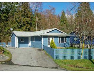 Main Photo: 6530 BJORN Place in Sechelt: Sechelt District House for sale (Sunshine Coast)  : MLS®# V571324