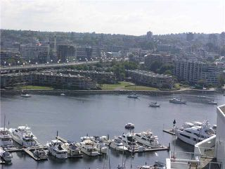 "Photo 1: 2107 193 AQUARIUS ME in Vancouver: Yaletown Condo for sale in ""MARINASIDE RESORT"" (Vancouver West)  : MLS®# V911903"