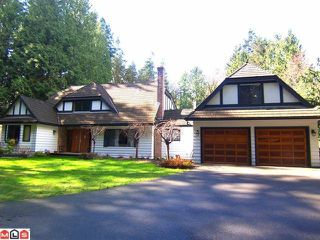 Photo 1: 2885 132 Street in Surrey: White Rock House for sale : MLS®# F1107419