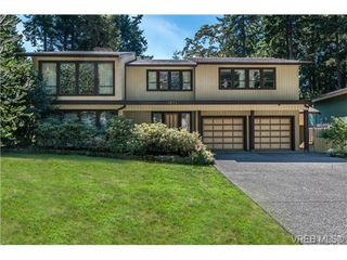 Photo 1: 1071 Quailwood Place in VICTORIA: SE Broadmead Residential for sale (Saanich East)  : MLS®# 327540