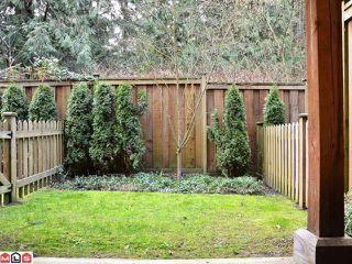 "Photo 3: 13 6366 126TH Street in Surrey: Panorama Ridge Townhouse for sale in ""Sunridge"" : MLS®# F1327234"