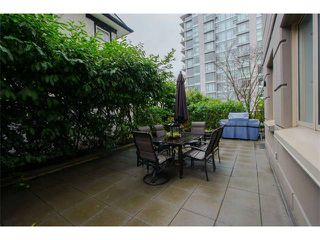 "Photo 15: 101 1316 W 11TH Avenue in Vancouver: Fairview VW Condo for sale in ""THE COMPTON"" (Vancouver West)  : MLS®# V1050556"