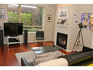 "Photo 5: 101 1316 W 11TH Avenue in Vancouver: Fairview VW Condo for sale in ""THE COMPTON"" (Vancouver West)  : MLS®# V1050556"