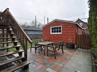 Photo 18: 2460 E GEORGIA Street in Vancouver: Renfrew VE House for sale (Vancouver East)  : MLS®# V1050625