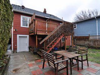 Photo 17: 2460 E GEORGIA Street in Vancouver: Renfrew VE House for sale (Vancouver East)  : MLS®# V1050625