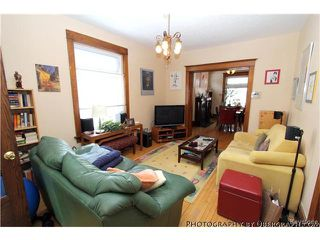 Photo 7: 804 Honeyman Avenue in WINNIPEG: West End / Wolseley Residential for sale (West Winnipeg)  : MLS®# 1401553