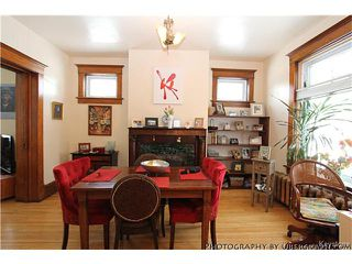 Photo 5: 804 Honeyman Avenue in WINNIPEG: West End / Wolseley Residential for sale (West Winnipeg)  : MLS®# 1401553