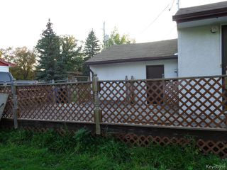 Photo 3: 691 Muriel Street in WINNIPEG: Westwood / Crestview Residential for sale (West Winnipeg)  : MLS®# 1424323