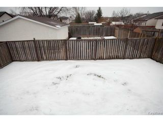 Photo 19: 90 Greenford Avenue in WINNIPEG: St Vital Residential for sale (South East Winnipeg)  : MLS®# 1429319