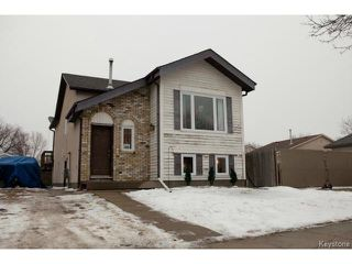 Photo 1: 90 Greenford Avenue in WINNIPEG: St Vital Residential for sale (South East Winnipeg)  : MLS®# 1429319