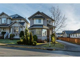 "Photo 1: 6922 201ST Street in Langley: Willoughby Heights House for sale in ""JEFFRIES BROOK"" : MLS®# F1429730"