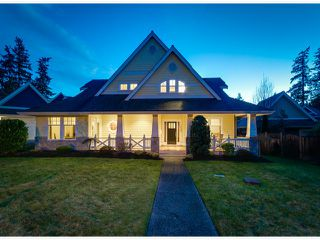 Photo 2: 2049 128A Street in Surrey: Elgin Chantrell House for sale (South Surrey White Rock)  : MLS®# F1431039