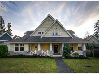 Photo 1: 2049 128A Street in Surrey: Elgin Chantrell House for sale (South Surrey White Rock)  : MLS®# F1431039