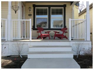 Photo 3: 34 SUNSET Heights: Cochrane House for sale : MLS®# C3652697
