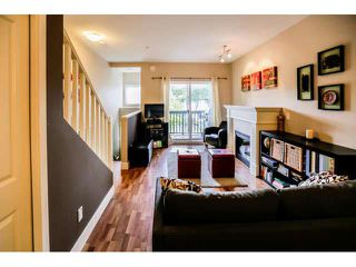 "Photo 2: 307 4468 ALBERT Street in Burnaby: Vancouver Heights Townhouse for sale in ""MONTICELLO"" (Burnaby North)  : MLS®# V1115365"