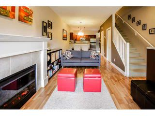 "Photo 1: 307 4468 ALBERT Street in Burnaby: Vancouver Heights Townhouse for sale in ""MONTICELLO"" (Burnaby North)  : MLS®# V1115365"