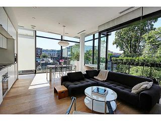 "Photo 8: 406 12 WATER Street in Vancouver: Downtown VW Condo for sale in ""GARAGE"" (Vancouver West)  : MLS®# V1126043"