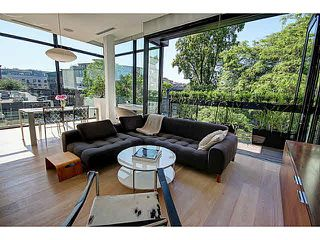 "Photo 1: 406 12 WATER Street in Vancouver: Downtown VW Condo for sale in ""GARAGE"" (Vancouver West)  : MLS®# V1126043"